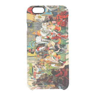 Ringling Bros: Joan of Arc Clear iPhone 6/6S Case