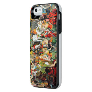 Ringling Bros: Joan of Arc iPhone SE/5/5s Battery Case