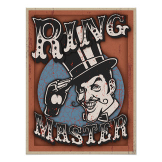 Ringmaster II Poster