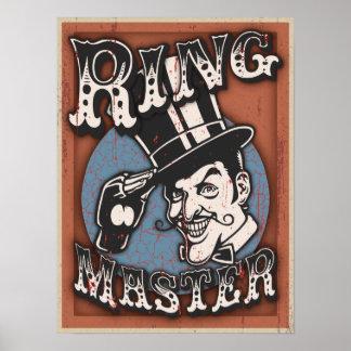 Ringmaster II Print