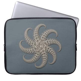 Ringpull Starfish Computer Sleeve