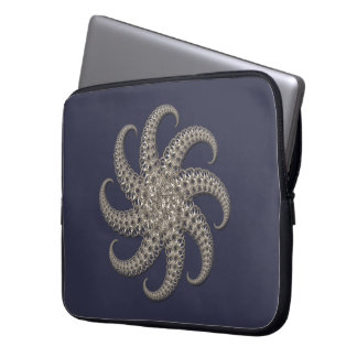 Ringpull Starfish Computer Sleeves