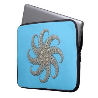 Ringpull Starfish Laptop Computer Sleeves