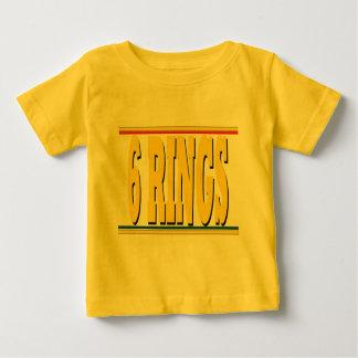 Rings Baby Shirt