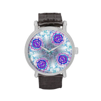 Rings of Fire and Ice Wristwatches