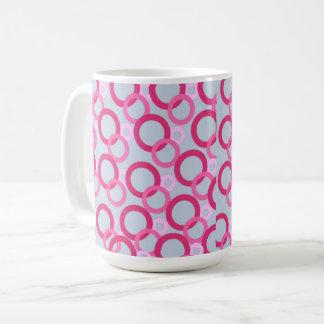 Rings of Pink Coffee Mug