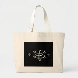 Ringstone symbol- Bahai religious icon Bag