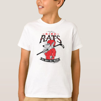 Rink Rats Hockey T-Shirt