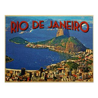 Rio de Janeiro Brazil Postcard