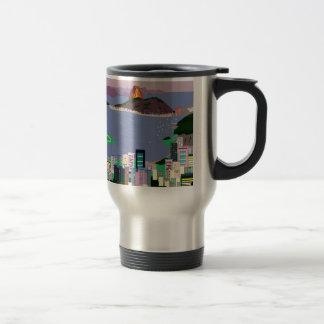 Rio de Janeiro -BRAZIL Stainless Steel Travel Mug