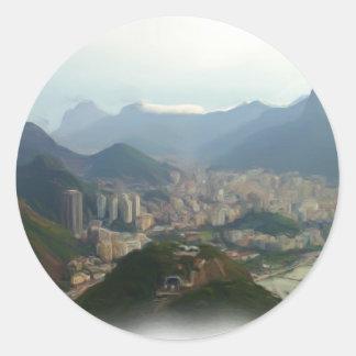 Rio de Janeiro - Brazil Sticker