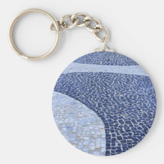 Rio de Janeiro, Copacabana Beach Key Ring