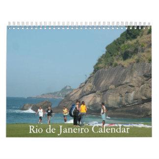 Rio de Janeiro Exclusive Pictures Calendar