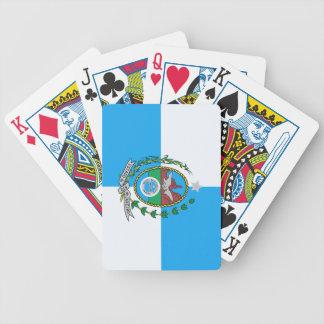 Rio de Janeiro flag Poker Deck