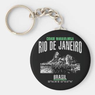 Rio de Janeiro Key Ring