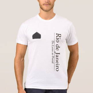 Rio De Janeiro - Of the helm to the Pontal T-Shirt