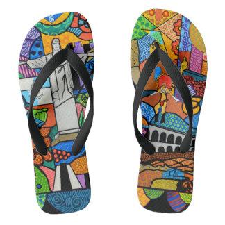 Rio de Janeiro Thongs