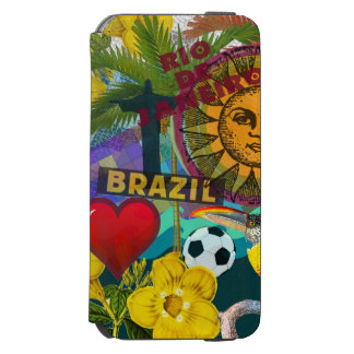 Rio de Janiero Brazil Incipio Watson™ iPhone 6 Wallet Case