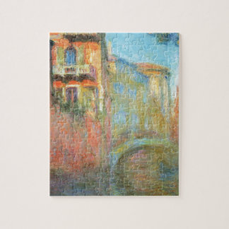 Rio della Salute 03 by Claude Monet Puzzles