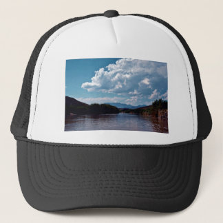 Rio Grande, Bid Bend National Park Trucker Hat