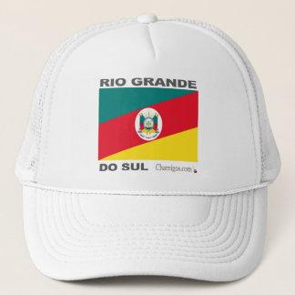 Rio Grande Do Sul - Brazil Trucker Hat