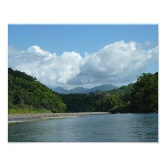 Rio Grande River Jamaica Blue Mountains Photo