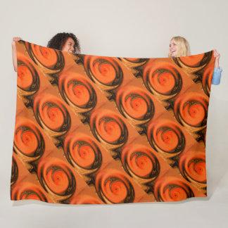 Rio Grande Sunset Fleece Blanket