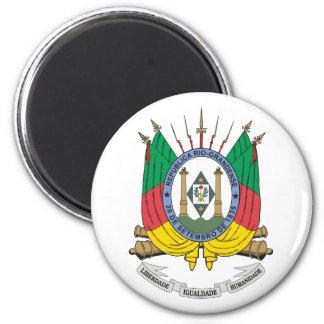 Rio Grandedo Sul, Brazil Magnet