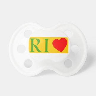 Rio of janeiro coils baby pacifier