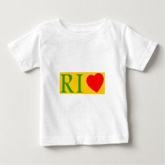 Rio of janeiro coils baby T-Shirt