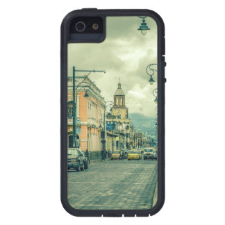 Riobamba Historic Center Urban Scene iPhone 5 Cover