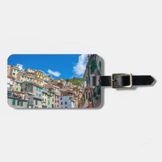 Riomaggiore, Cinque Terre, Italy Luggage Tag