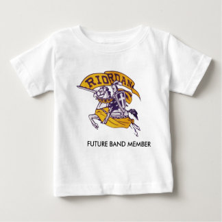 RIORDAN, FUTURE BAND MEMBER BABY T-Shirt