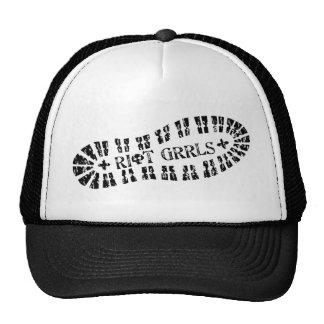 Riot Grrls lid Trucker Hat