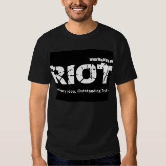 RIOT-Navier Stokes Equation Ver. Shirts