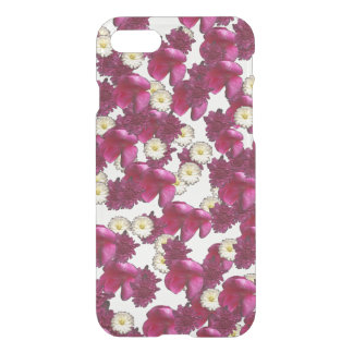 Riot of Flowers by KCS iPhone 7 Case