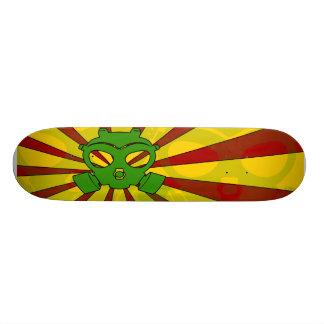 RiotCore Rasta Mask Skate Deck