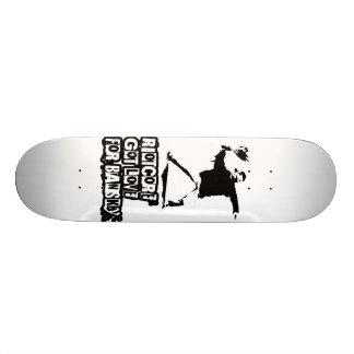 "Riotcore ""Street Articulation"" Skate Deck 1"