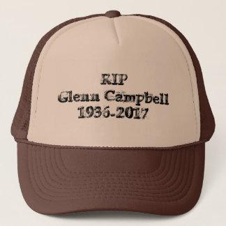 RIP Glenn Campbell Trucker Hat