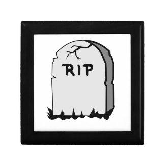 Rip Head stone Gift Box