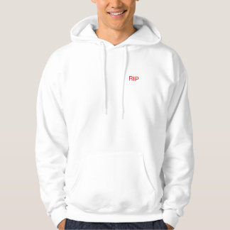 RIP HOODED PULLOVER