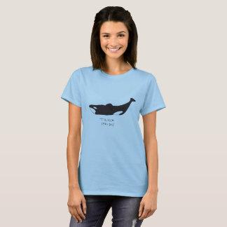 RIP Tilikum / Tilly the whale T-Shirt