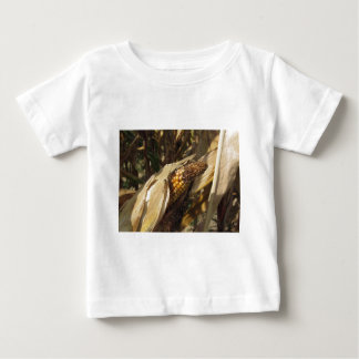 Ripe and ready to harvest ear of corn baby T-Shirt