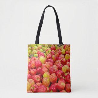 ripe apples tote bag