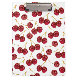 Ripe Cherry Clipboard