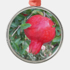 Ripe Pomegranate Ornament