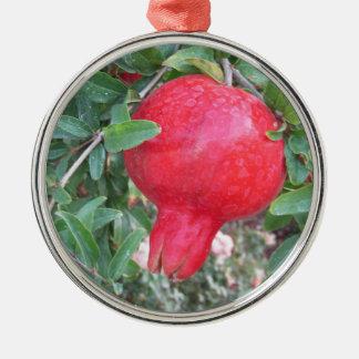 Ripe Pomegranate Ornament