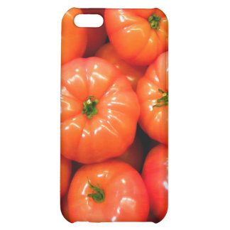 Ripe Red Shiny Tomatoes iPhone 5C Cases