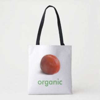 Ripe tomato tote bag