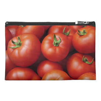 Ripe Tomatoes - Bright Red, Fresh Travel Accessories Bag